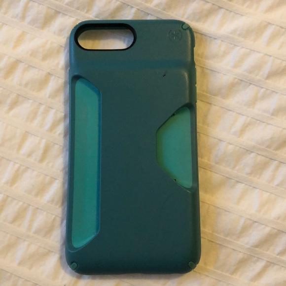 on sale fec86 fa0b6 Speck iPhone 6/7/8 Plus Wallet Case